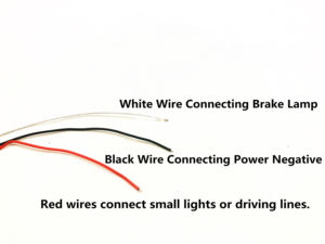 Image 5 - Taillights led connector for Kia Cerato/Forte K3 2019 2020 daylight stop light brake light