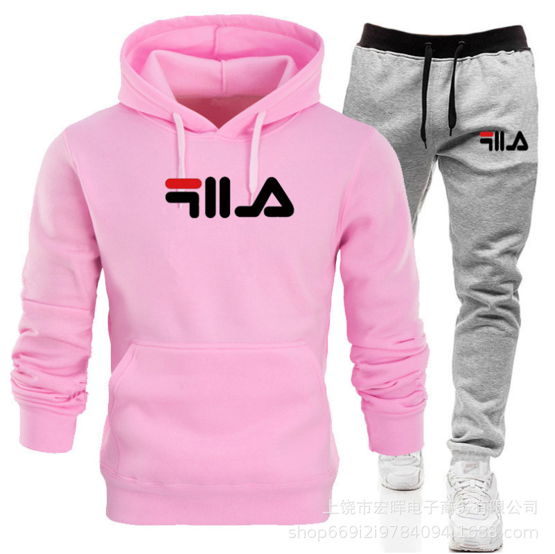 2019 New Style Men And Women Casual Sports Hoodie Suit Series