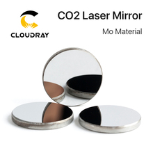 3Pcs Mo Mirror Diameter 15 19.05 20 25 30 38.1mm Thickness 3mm for CO2 Laser Cutting Engraving Machine