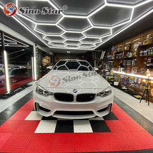 Led-Light Sino-Star Car-Care The for Equipement-Room And Workshop ST1028 Hive-Design