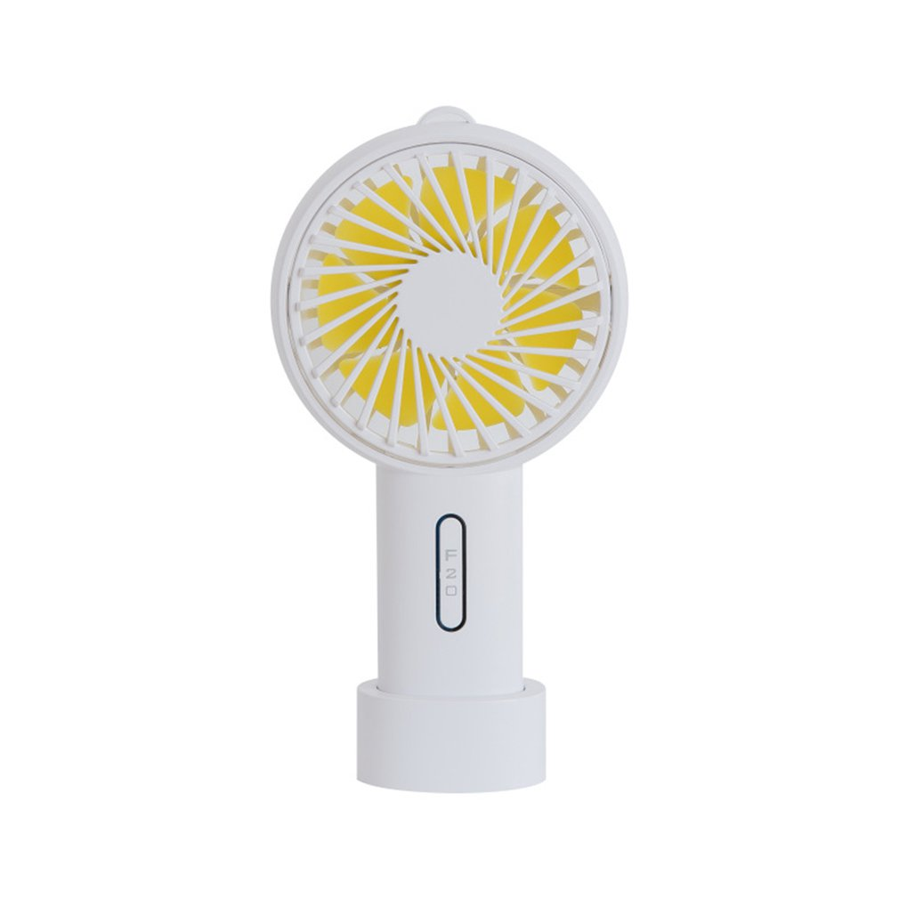 Air Conditioner F20 Handheld Fan Mini Desktop Usb Charging Fan Student Outdoor Portable Small Fan