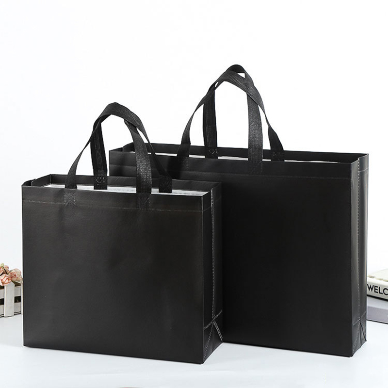Large Capacity Reusable Shopping Bag Large Folding Tote Grocery Bags Convenient Storage Canvas Handbags