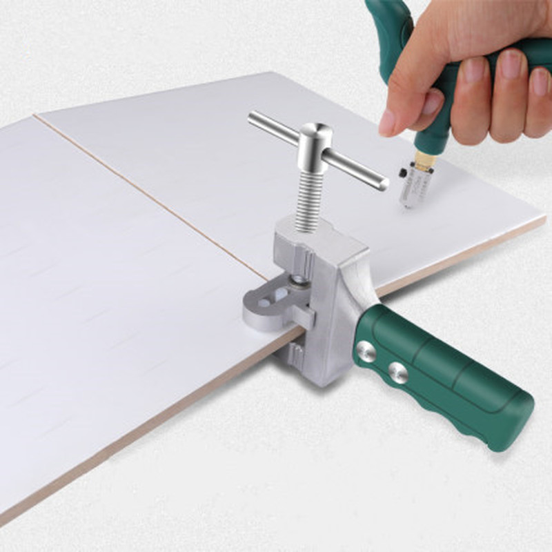High Quality Tile Cutter Divider Hand-Held Large Glass Ceramic Tile Opener Scribing Knife Wheel Roller Cutting Construction Tool