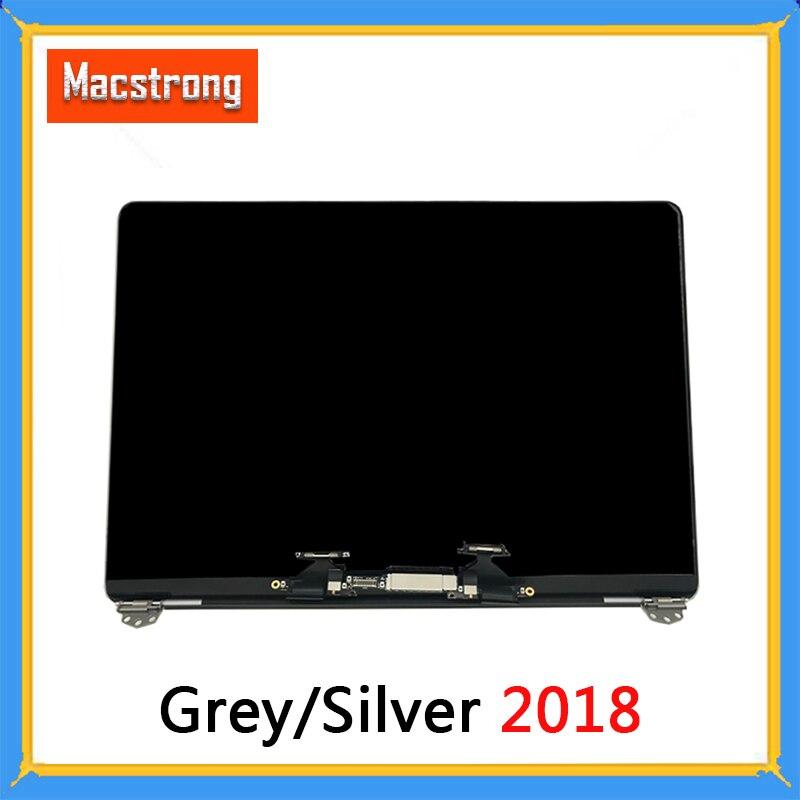 Новый сборный ЖК-экран A1989 для Macbook Pro Retina, полный ЖК-дисплей 13 дюймов, A1989, полная сборка, EMC 3214 MR9Q2 2018 года