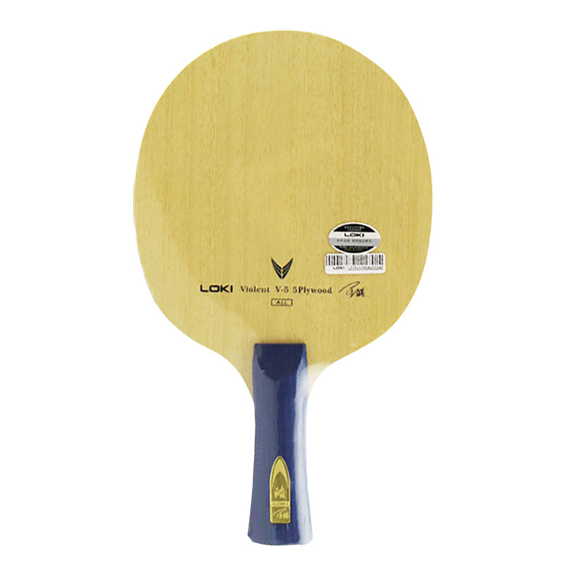 LOKI Table Tennis Blade V5 For Tabletennis Ping Pong Racket Paddle FL CS Handle Grip