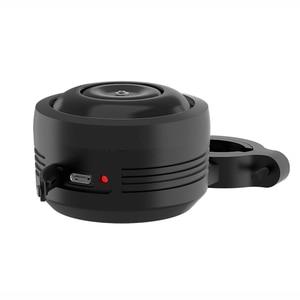 Image 5 - 1600mAh Bicycle Bell Electric Ring Remote Bike Horn Alarm USB Charging Loud Sound Waterproof BMX MTB Safe Anti theft Bike Alarm