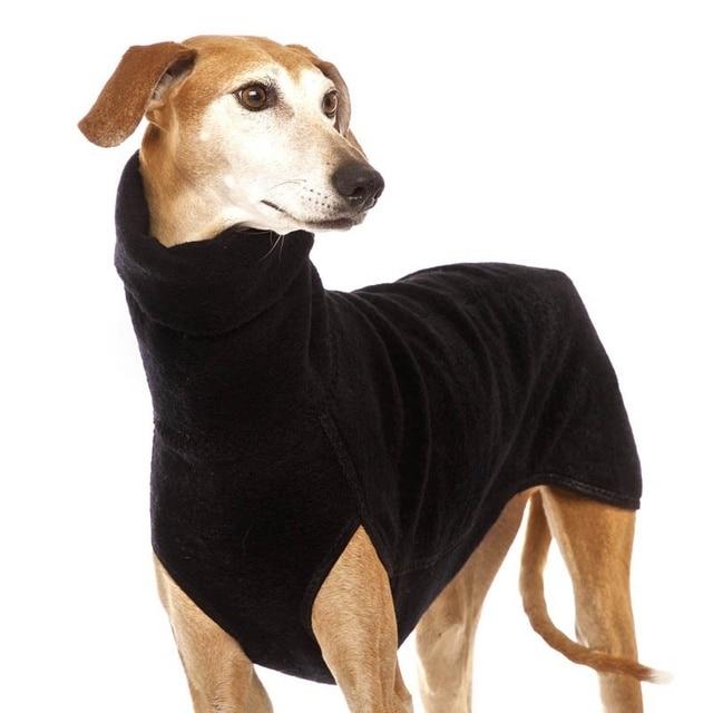 High Collar Dog Sweater  4
