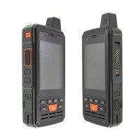 מכשיר הקשר Anysecu רשת 4G רדיו P3 4000mAh אנדרואיד 6.0 טלפון חכם POC רדיו LTE / WCDMA / GSM מכשיר הקשר עבודה עם ריאל-PTT Zello (2)