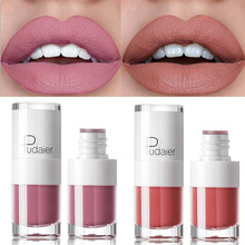 10 Colors Waterproof Matte Liquid Lipstick Red Lip Makeup Tattoo Long Lasting Lip Tint Matte Plumper Lip Gloss Cosmetics Tool цена 2017