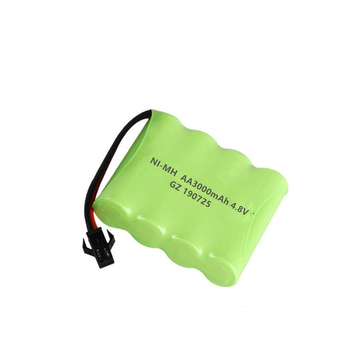 ( M Model ) 4.8v 3000mah NiMH Battery For Rc toys Cars Tanks Robots Boats Guns 4.8v Rechargeable Battery Ni-MH 4*AA Battery Pack 1