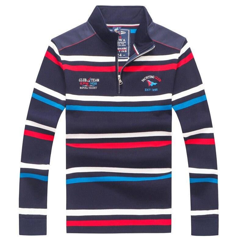 Original Brand Tace & Shark Sweater 2019 The New Fall Winter Men Sweater Pullover Men Stripe Men's Casual Slim Sweater