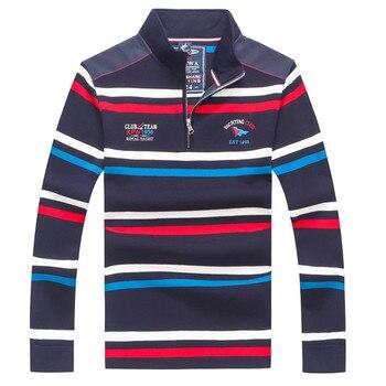 Original Brand Tace & Shark Sweater 2019 The New Fall Winter Men Sweater Pullover Men Stripe Men's Casual Slim Sweater фото