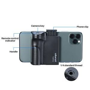 Image 4 - 울란지 CapGrip 스마트 폰 핸드 헬드 Selfie 부스터 핸드 그립 블루투스 원격 제어 전화 셔터 아이폰 안드로이드 전화 번호