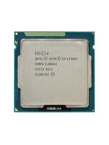 Intel Xeon E3 1230 V2 3.3GHz SR0P4 8M Quad Core LGA 1155 CPU E3 1230V2 Processor cpu
