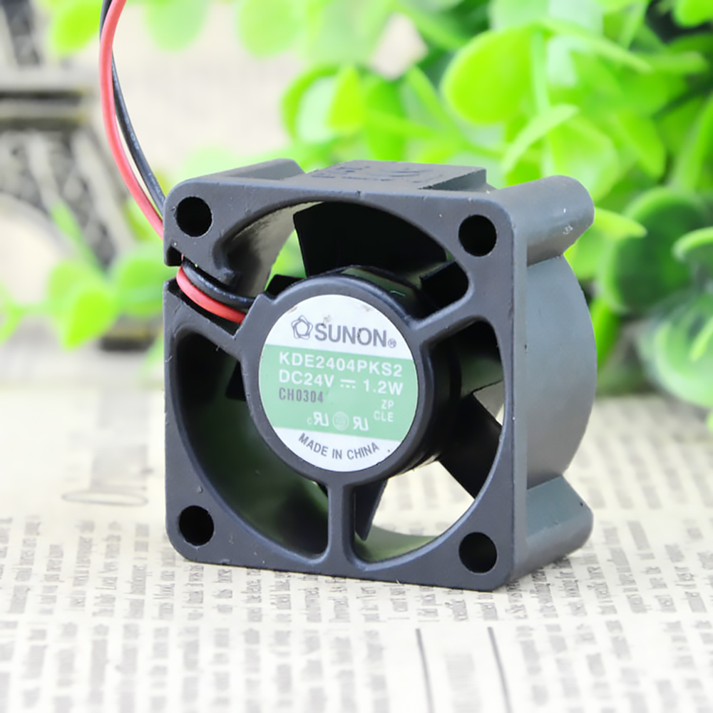 Brand new original KD1204PKB2 4cm 4020 40mm fan DC 12V 0.9W Switch power supply cooling silent fan