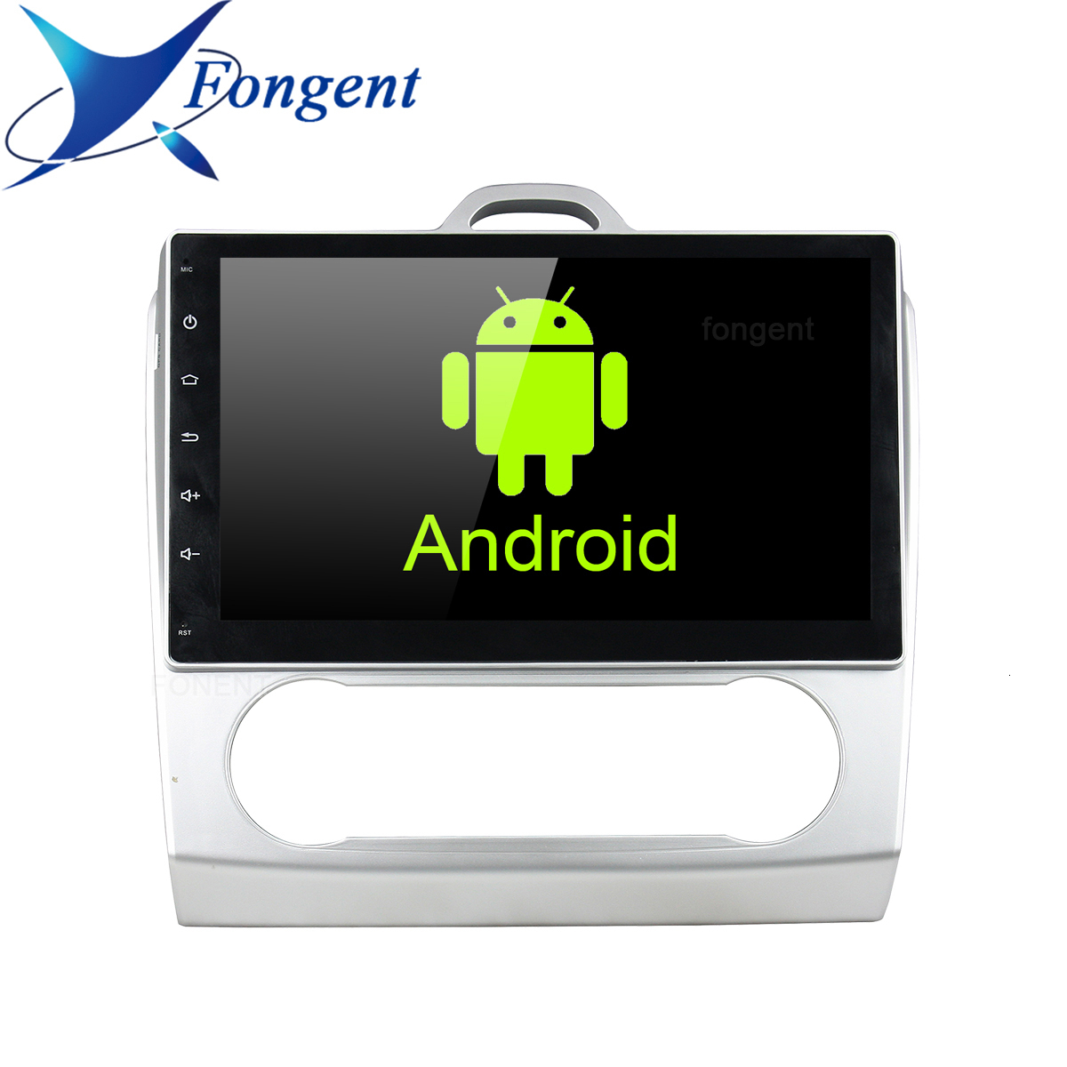 <font><b>Android</b></font> 9.0 Auto Radio Für ford focus EXI MT <font><b>2</b></font> 3 Mk2 2004 2005 2006 2007 2008 2009 2010 2011 <font><b>2</b></font> din GPS Multimedia-Player Stereo image