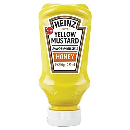 Heinz Gelbe Senf-Honig 220ml