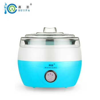 HUIFA Electric multifunction Yogurt Maker Stainless Steel Liner Mini Automatic  Machine cups for yogurt kitchen appliances lstachi 1 5l electrical full automatic fermentation multifunction yogurt rice wine natto maker in kitchen appliances