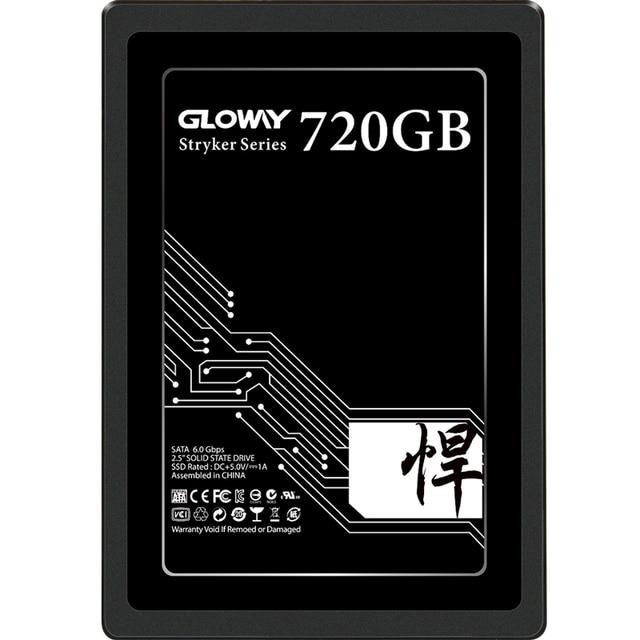 Gloway 2,5 SATA3 ssd 480 ГБ 512 ГБ 2 ТБ твердотельный накопитель SSD hd внутренний SSD накопитель для ноутбука sodimm