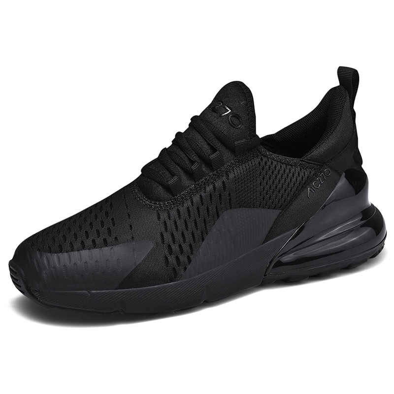 Hafif tarzı erkekler koşu ayakkabıları basit Patchwork örgü eğitmen ayakkabı 270 en kaliteli parça spor erkek Sneakers Summerr