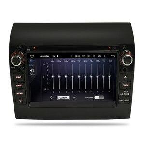 Image 4 - 4G RAM אנדרואיד 10.0 רכב רדיו DVD נגן GPS מולטימדיה סטריאו עבור פיאט דוקאטו 2008 2015 סיטרואן Jumper פיג ו בוקסר ניווט