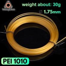 Trianglelab-filamento de impresión 3D ULTEM/PEI 1010, filamentos de Ultra rendimiento, 1,75mm, para extrusora de matriz BMG