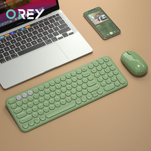 Mouse-Set Gaming-Keyboard Tablet Pc Gamer iPad Rechargeable Laptop Bluetooth Wireless