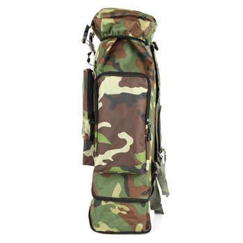 Nylon waterproof mountaineering bag outdoor travel leisure backpack