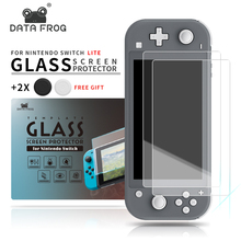 Data Frog Tempered Glass Screen Protector For Nintend Switch Lite Console Full HD Protective Film