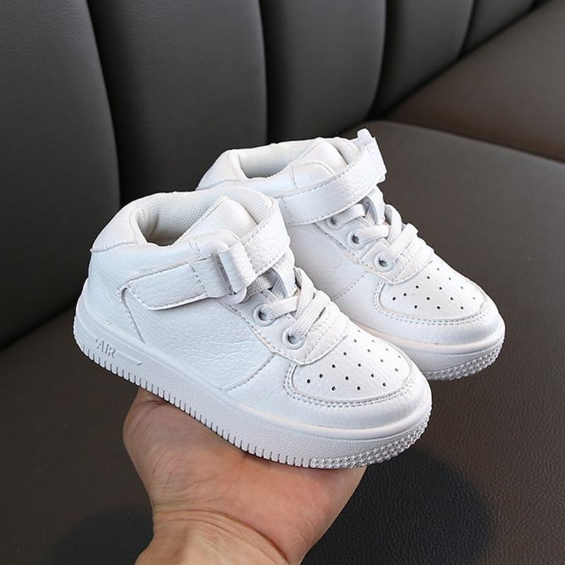 High Cut Sneaker Toddler Baby Girls