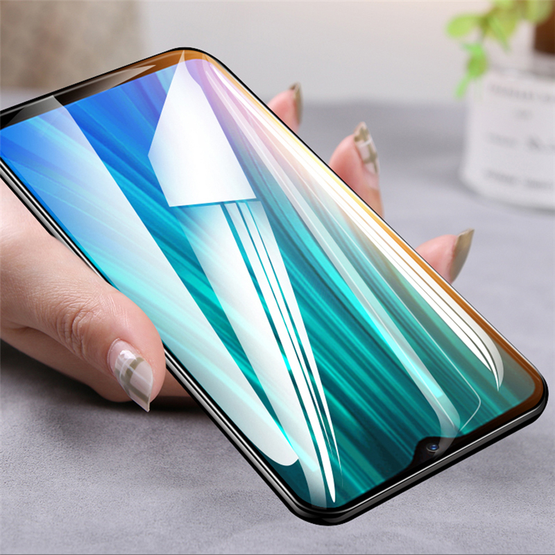 9D Full Protective Glass On The For Xiaomi Redmi 8 7 7A 8A K20 K30 Redmi Note 8 8T 7 Pro Pocophone F1 Tempered Screen Glass Film 2