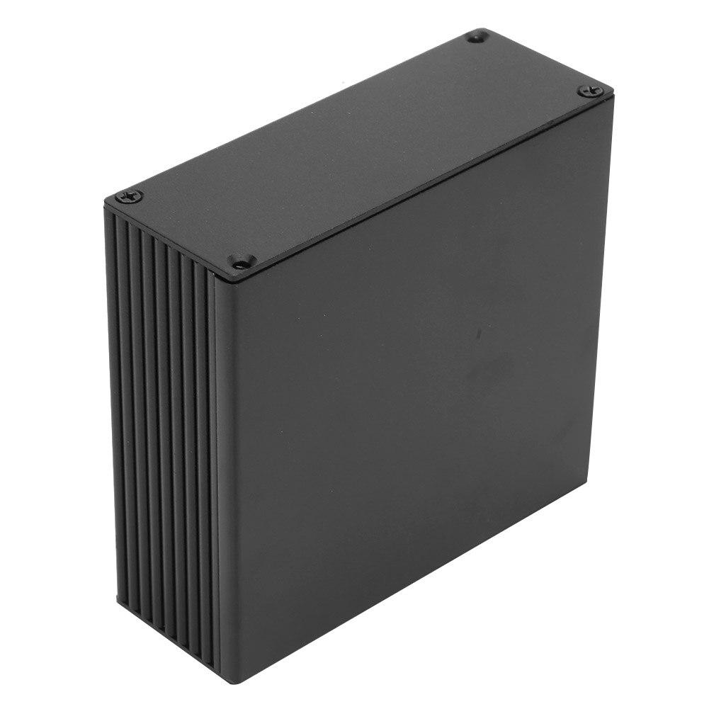 Buwei 100x65x50mm Caja de Aluminio DIY Caja de Instrumentos de PCB de Proyecto electr/ónico