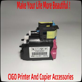 Epson Aculaser C300 C300dn kolor Toner drukarki kasety do projektora Epson C13S050750 C13S050749 C13S050748 C13S050747 wkład Toner w tanie i dobre opinie Cigo COLOR Pełna Kaseta z tonerem Re-produkowane For Epson Aculaser C300 C300dn Printer