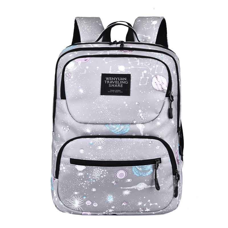 2019 Shoulders Bag Travel Backpacks Laptop Backpack Men Women Mochila Mujer Bagpack School Bags For Teenage Girls