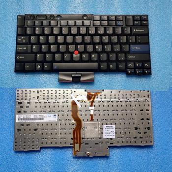 New Original for Lenovo ThinkPad T400S t410s t410 t420 t420s T510 T520 W510 W520 x220 X220T 45N2141 US keyboard new free shipping us keyboard for lenovo thinkpad edge e320 e325 e420 s420