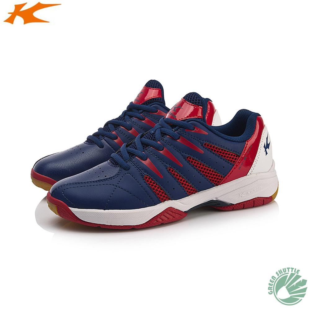 2020 New Kason Hard-Wearing Lightweight Women Badminton Shoes FYTN014 Professional Girl Balance Sneaker