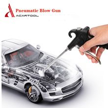 Air Blow Gun Air Duster Spuitpistolen Slang Truck Dust Blower Schoon Mondstuk Spray Tool voor Auto Verf Airbrush Spray auto Washer(China)
