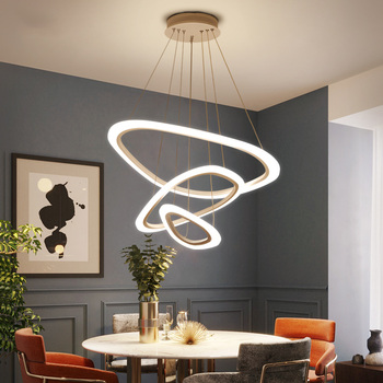 Moderne Led Hanglamp  2