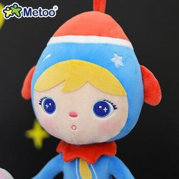 Мягкая кукла Metoo, 50 см. 4