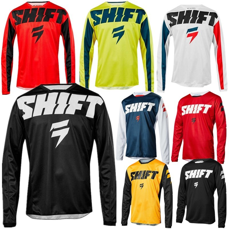 2020 Maillot Ciclismo MTB MX DH Bike Motocross Seven Hombre Downhill Jersey High Quality Motorcycle Moto Motocross Spexcel