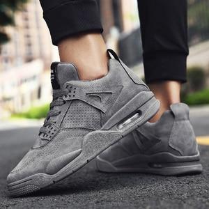 Image 2 - 2020 패션 남자 캐주얼 신발 스 니 커 즈 남자 신발 새로운 Chunky 스 니 커 즈 남자 테니스 신발 성인 신발 15 색 Erkek Ayakkabi