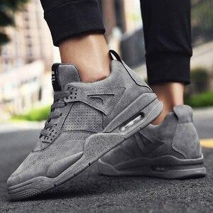 Image 2 - 2020 موضة الرجال حذاء كاجوال أحذية رياضية حذاء رجالي جديد مكتنزة أحذية رياضية الرجال أحذية تنس الكبار 15 ألوان Erkek Ayakkabi
