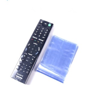 10PCS Waterproof TV Remote Control Cover Heat Shrink Film Protector Cover Air Condition Remote Control Protector Protective Case(China)