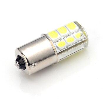 2018 newest led 1156 p21w ba15s led car light Silica gel smd COB automobile vehicle motorcylce brake tail park lamp 2