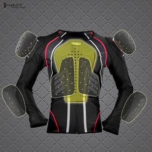 Motorcycle Armor Jacket Full B