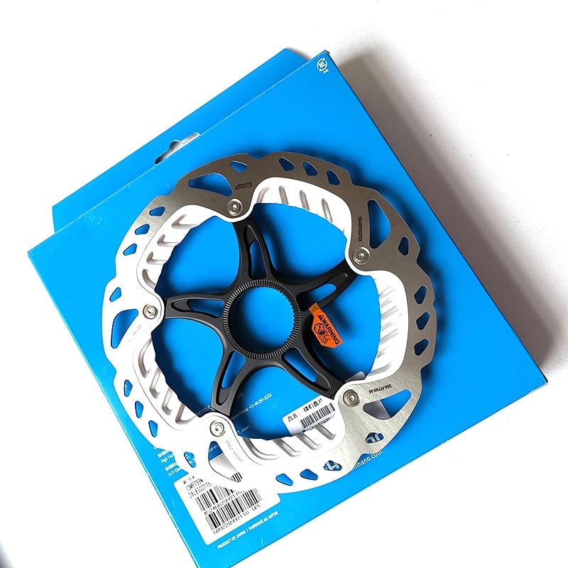 Shimano SM-MT900 Ice-Tech Centre-Lock Rotor Disc 160mm//180mm//203mm XTR Saint