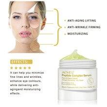 Anti Wrinkle Anti Aging Peptides Essence Cream Moisturizing Firming Nourishing Face Cream JIU55