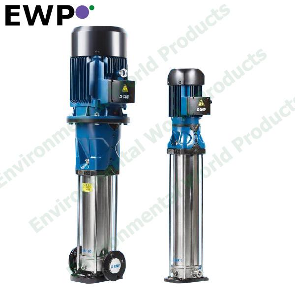 High pressure booster pump water cdm/cdmf