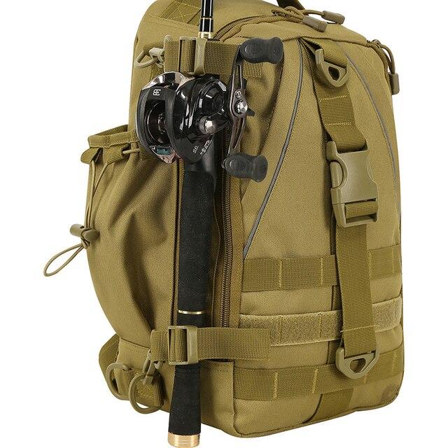 Fishing Bag Outdoor Military - Fishing A-Z