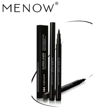 cool black eyeliner pen eyeliner pen lasting waterproof and sweatproof not blooming color eyeliner  EL01